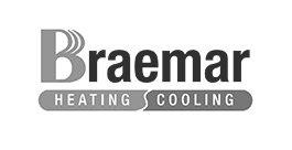 bramar heating and cooling logo